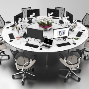 Stunning desks help businesses boost productivity and expand workforce